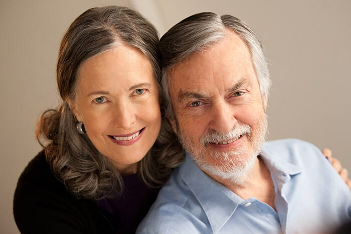 Harville Hendrix and Helen La Kelly Hunt, the developers of Imago therapy