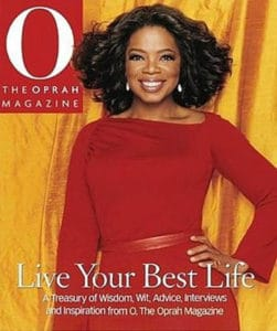 Oprah Winfrey's 'Live Your Best Life'